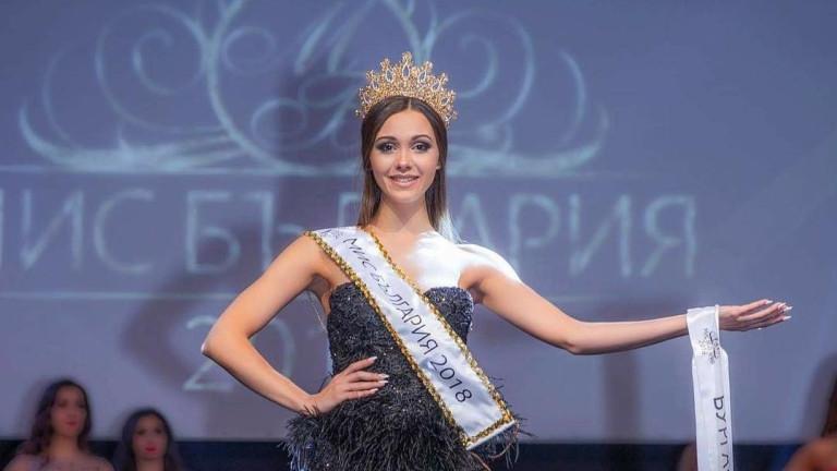 Мис България се озова в болница заради преумора