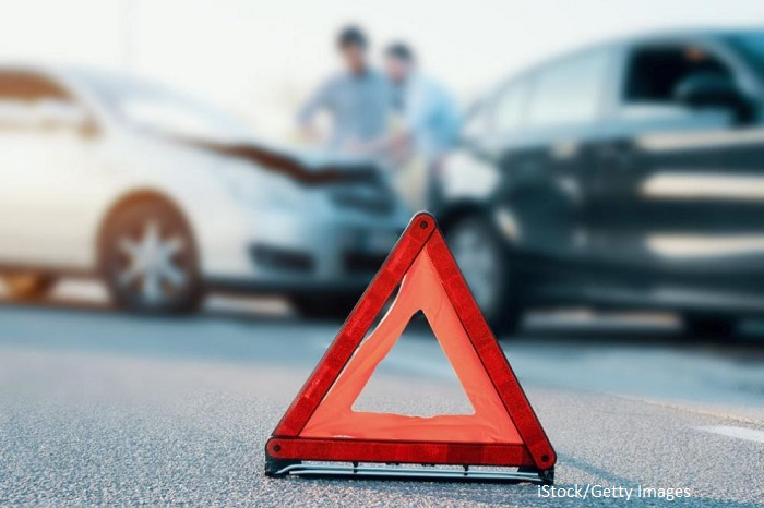 "Верижна катастрофа на магистрала ""Тракия"", движението в посока Бургас е затруднено"
