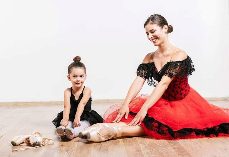 Ефирната Вероника, за която балетът е мисия
