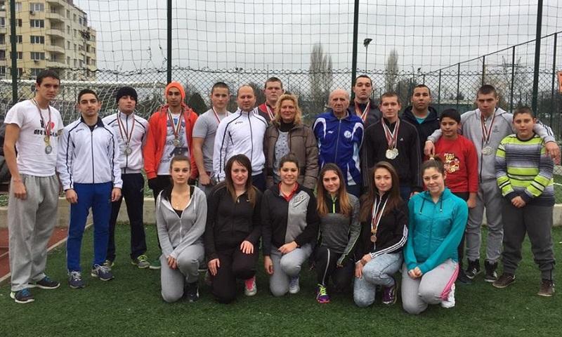 Бургаски лекоатлети амбицирани за Международен турнир в Гърция