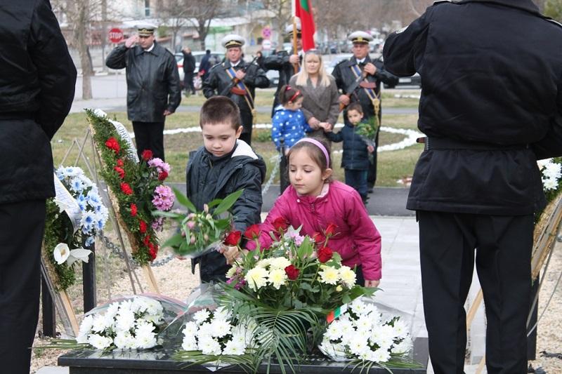 В Средец отбелязаха 138-та годишнина от Освобождението