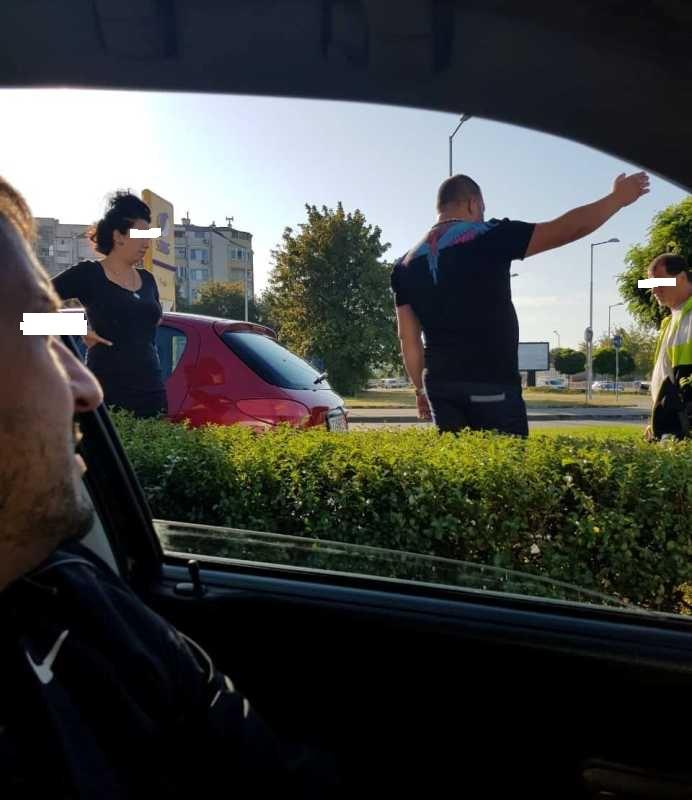 Катастрофа на кръговото на КАТ-Бургас