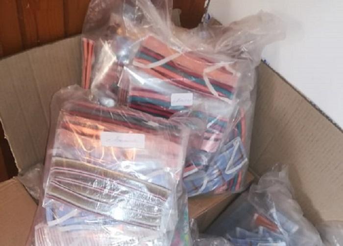 Ротари клуб Бургас дари 1000 предпазни маски за жителите на община Царево