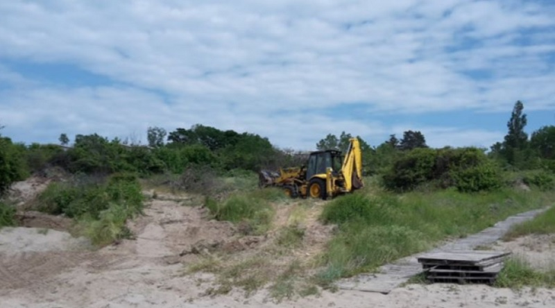 Днес проверяват има ли унищожени дюни на плажа в Ахтопол