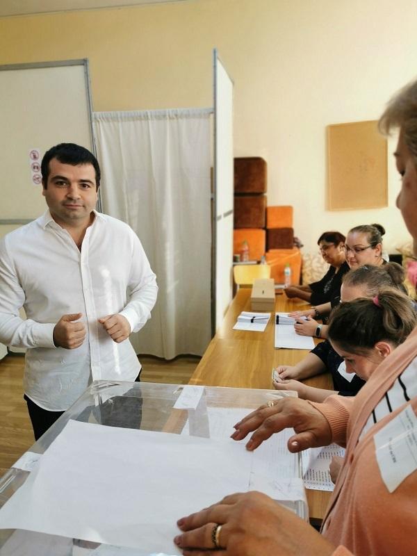 Константин Бачийски: Гласувах за работещите решения, които ще съживят Бургас