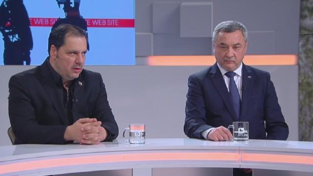 Георги Манев: Предстои ми тежък разговор с Валери Симеонов