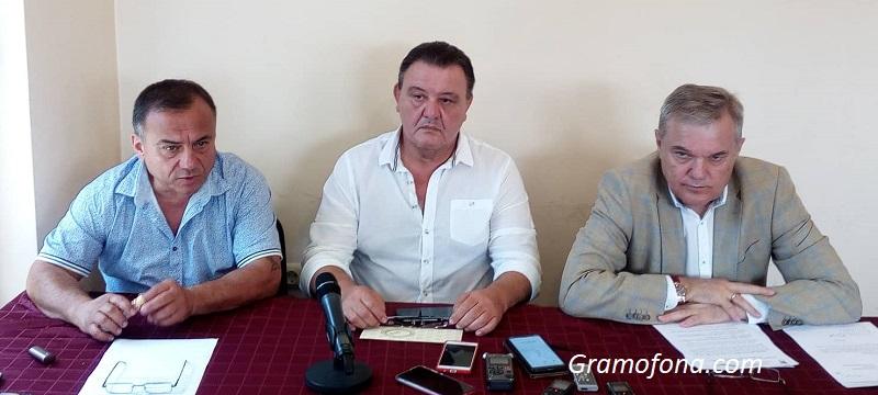 """Румен Петков в Бургас: """"Дрънкането"""" на оръжия в Черно море трябва да спре"""