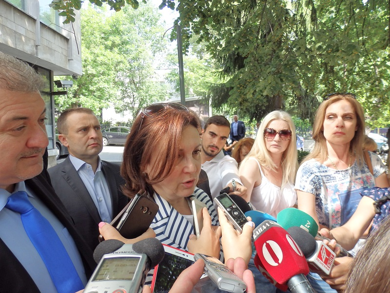 Румяна Бъчварова-кандидат за президент на ГЕРБ?