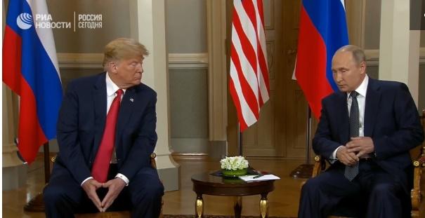 Тръмп поздрави Путин за най-доброто световно първенство по футбол