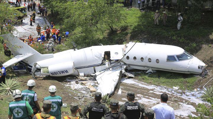 Тежка авиокатастрофа в Австралия