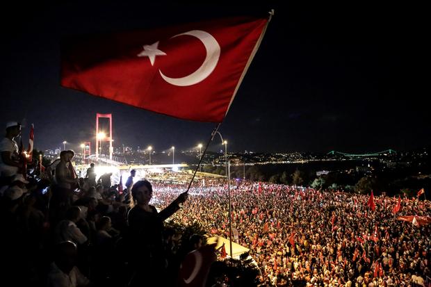 Една година от опита за преврат в Турция