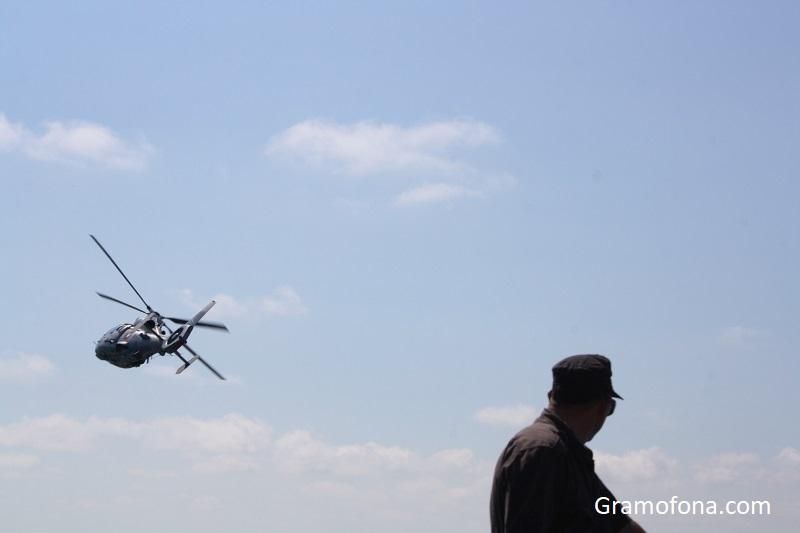 Канадски парашутист загина при военно учение край Пловдив