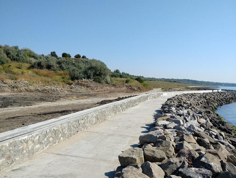 Продължението на велоалеята до Сарафово е отворено за движение