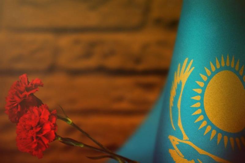 Ден на траур в Казахстан
