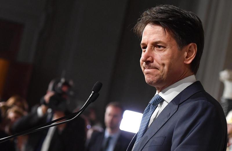 Ново правителство в Италия