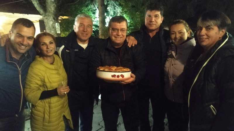 Жельо Вардунски започва втория си мандат в Камено
