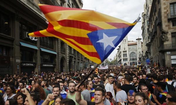 Ден за размисъл в Каталуния