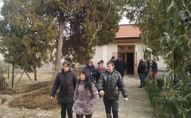В Камено изпълняват своя дългогодишна мечта, започва строителството на камбанарията на местната църква