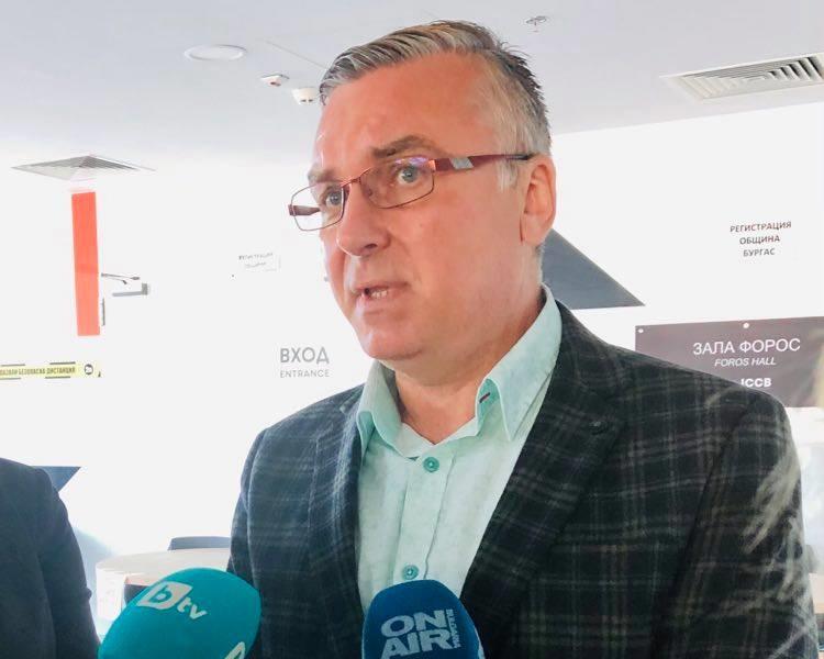 Димитър Бойчев: Най-важната задача на министъра на туризма е да каже на Европа, че сме сигурна дестинация