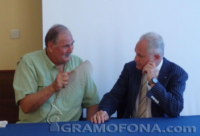 Жорж Ганчев: Уорлик и Решетников да не ми пречат на кампанията
