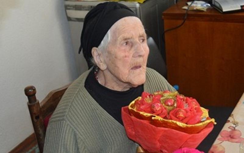 Почина най-възрастната българка