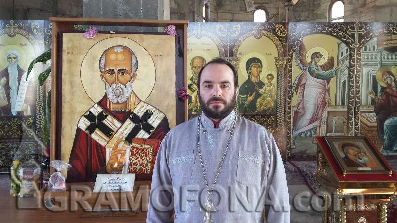 Отец Емилиян: Злото се прогонва с пост и молитва
