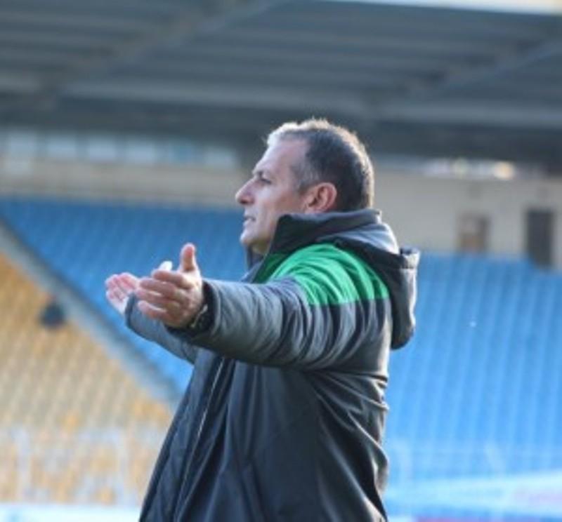 Димчо Ненов: Трябва да покажем повече футболни достойнства