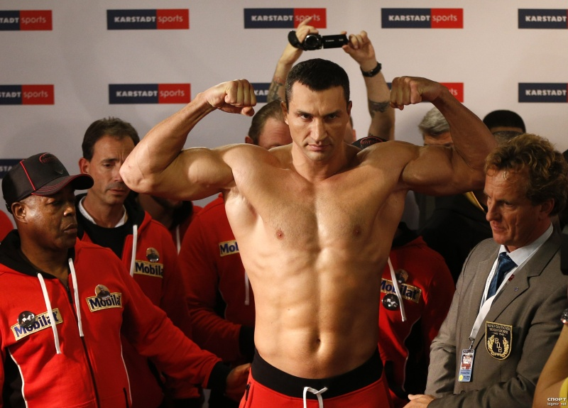 Владимир Кличко може да се върне на ринга