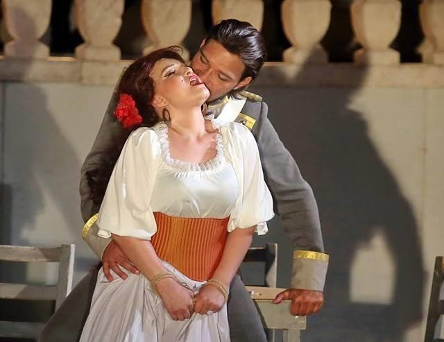 Най-добрата българска Кармен ще излезе утре на бургаска сцена