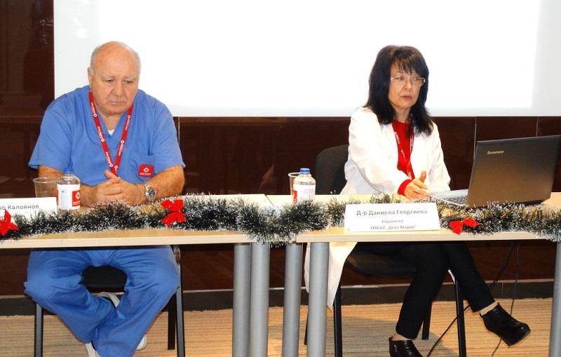 """УМБАЛ """"Дева Мария"""" отчита успешна година, все повече пациенти извън Бургас търсят лечение тук"""