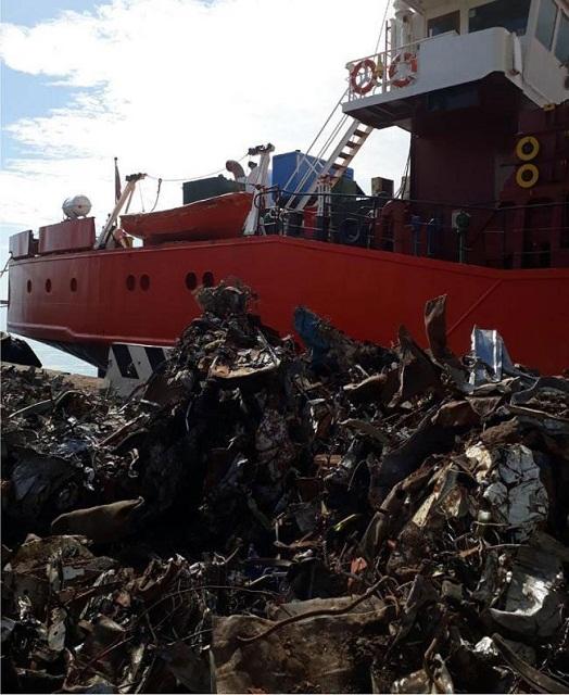 Арестуваха български кораб, подозират го в нелегален трафик