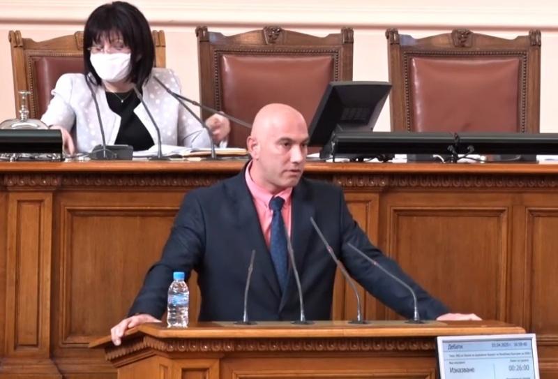 Николай Тишев: В актуализацията на бюджета няма предвиден нито един лев за общините