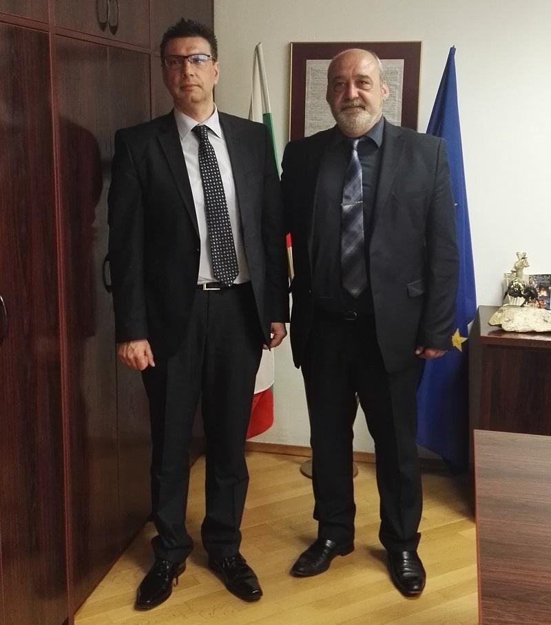 Прокурор Георги Чинев встъпи в длъжност като Административен ръководител на Окръжна прокуратура - Бургас