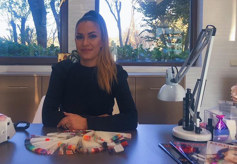 SENSE Beauty Salon представя кралицата на маникюра: Мариета Горанова