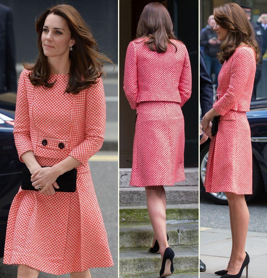 Шуменски дизайнер облече херцогинята на Кеймбридж