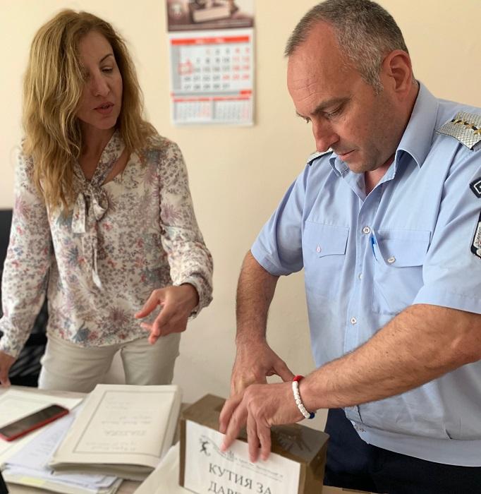 Благотворителен турнир осигури подаръци за 1 юни на всички деца на починали бургаски полицаи