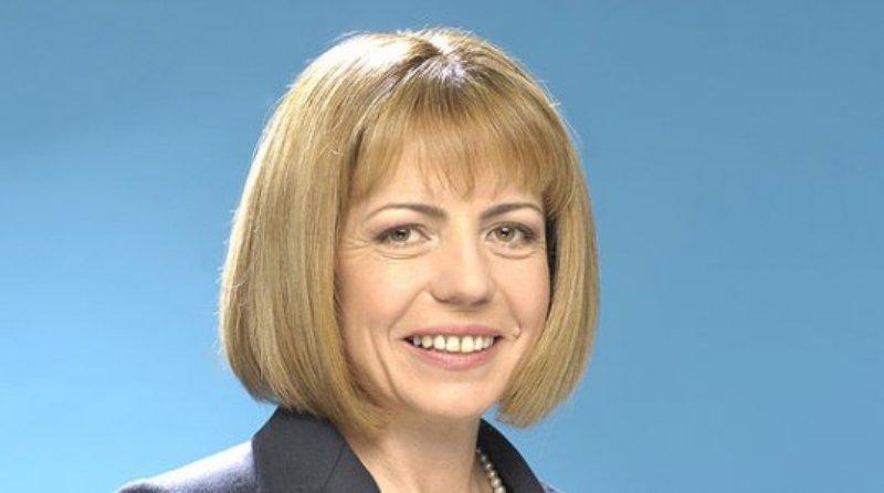 Фандъкова отрича да е била кандидат-президент