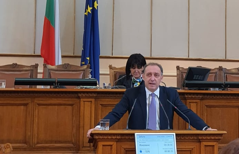 Иван Вълков: Промените в Закона за автомобилните превози ще постигнат по-добрата регулация на бранша