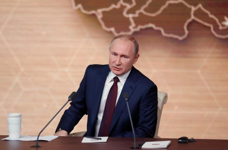 Владимир Путин с огромни промени в Русия