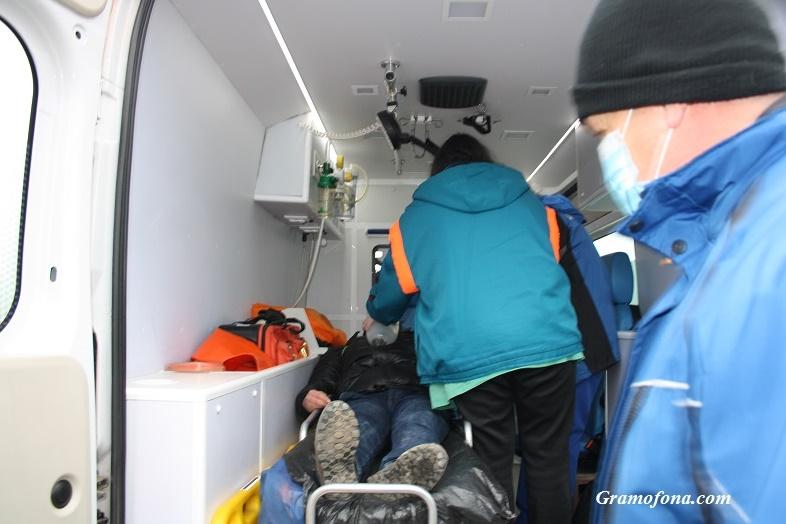 Катастрофа с линейка