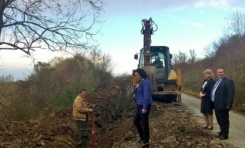 Към пречиствателната станция на Созопол ще се включи и Равадиново