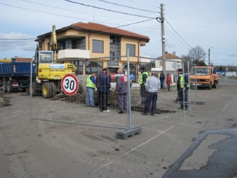 Нови 5 километра канализация са изградени в Българово