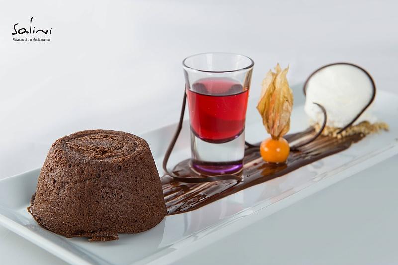 12-те съвършени десерта на Средиземноморски ресторант Салини