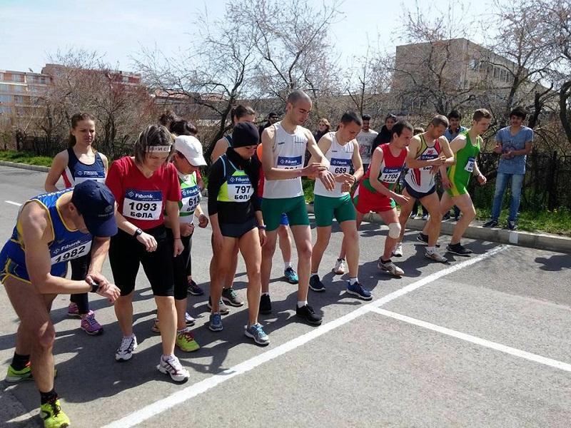 16 клуба по спортно ходене се надпреварваха в Поморие