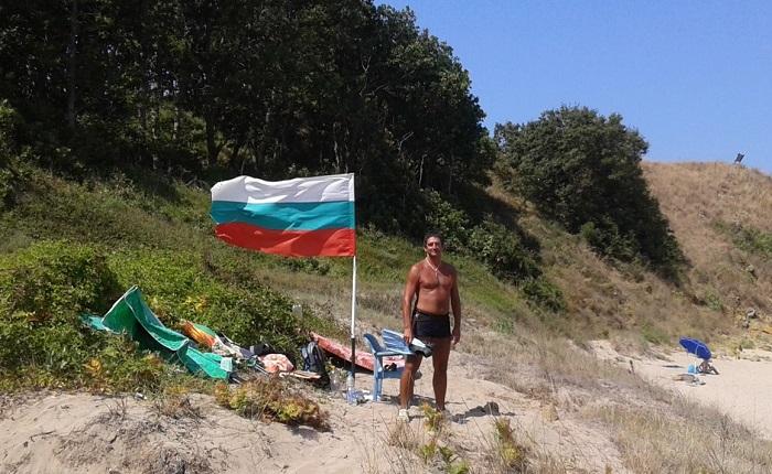 Героят на деня е на плаж Липите
