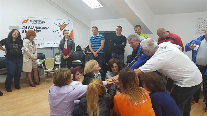 В Поморие посвещават месец май на спорта