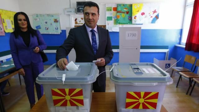 Социалдемократите победиха на местните избори в Македония