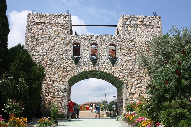 Разходка из замъка в Равадиново