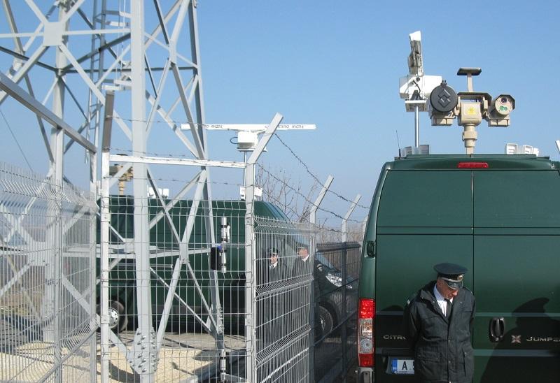 С евросредства подобряваме интегрираната система за наблюдение на външните за ЕС граници
