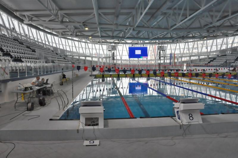 """Оборудваха басейна в """"Славейков"""" с най-модерната измервателна система"""